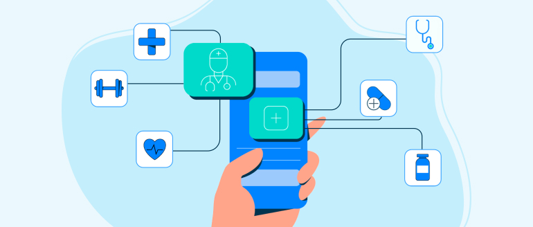 Types of Healthcare Apps