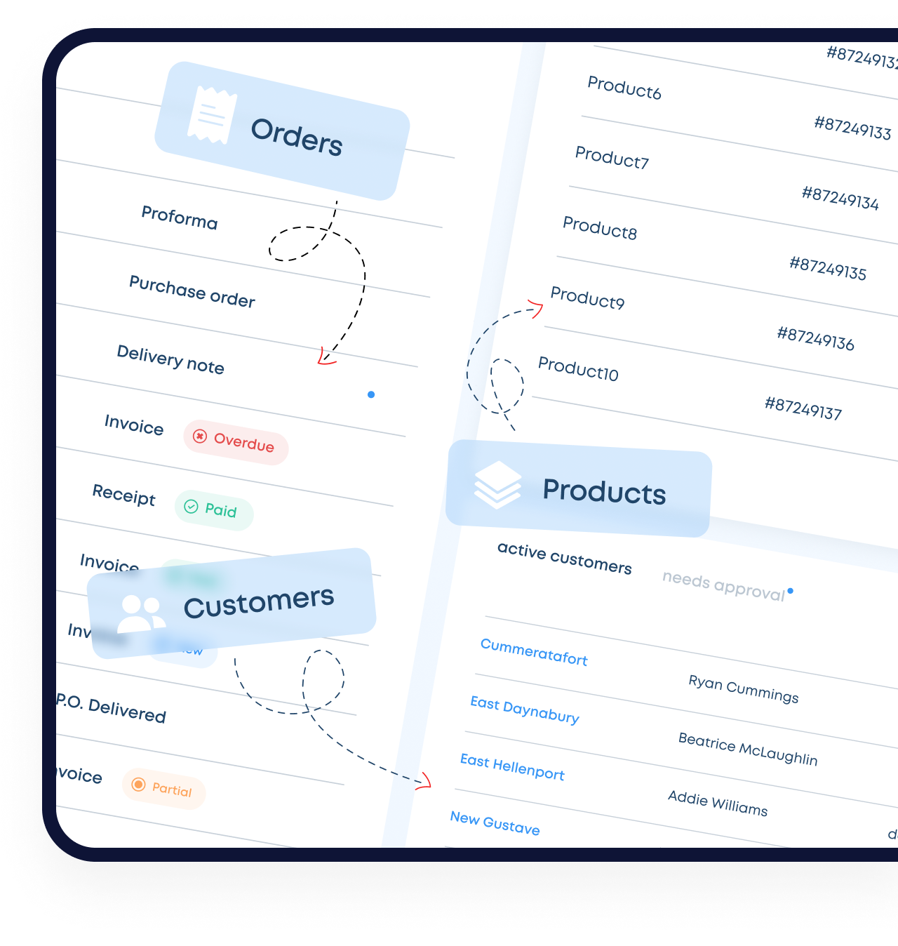 template workspaces
