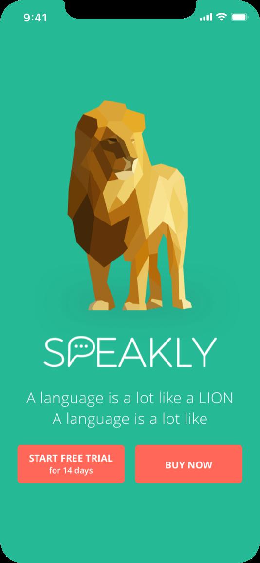 speakly image phone