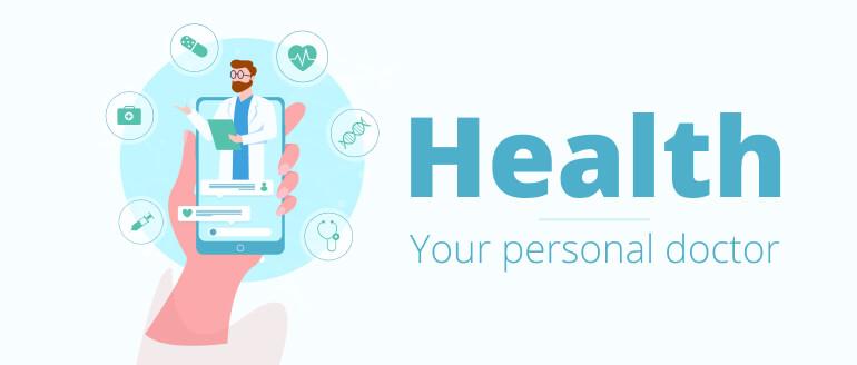 Health-care app
