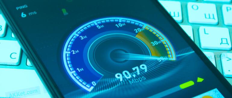 High-speed app
