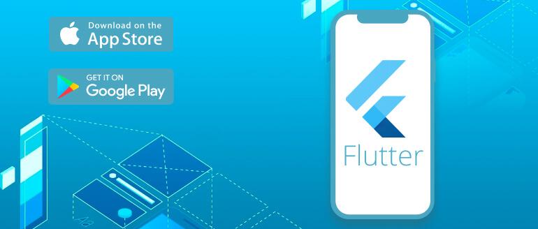 Flutter for high-speed app