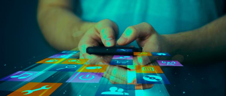 Create a high speed mobile app