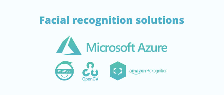 The popular face recognition solutions