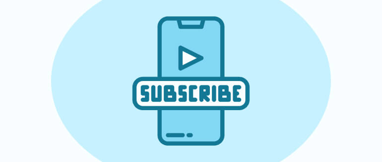 Service-provider subscription