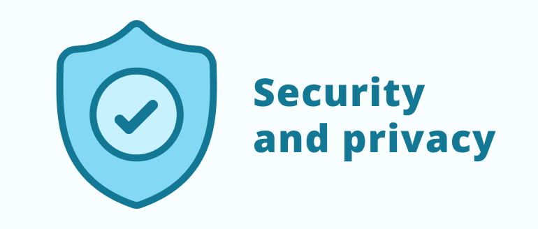 Security and Privacy for dating app development