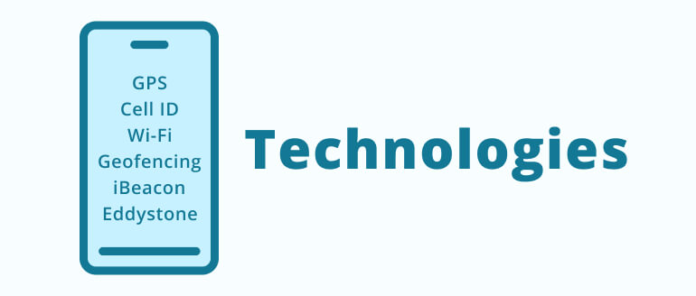 location-based technologies