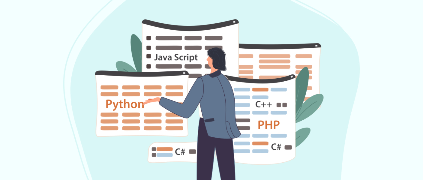 What are 3 types of Web development?