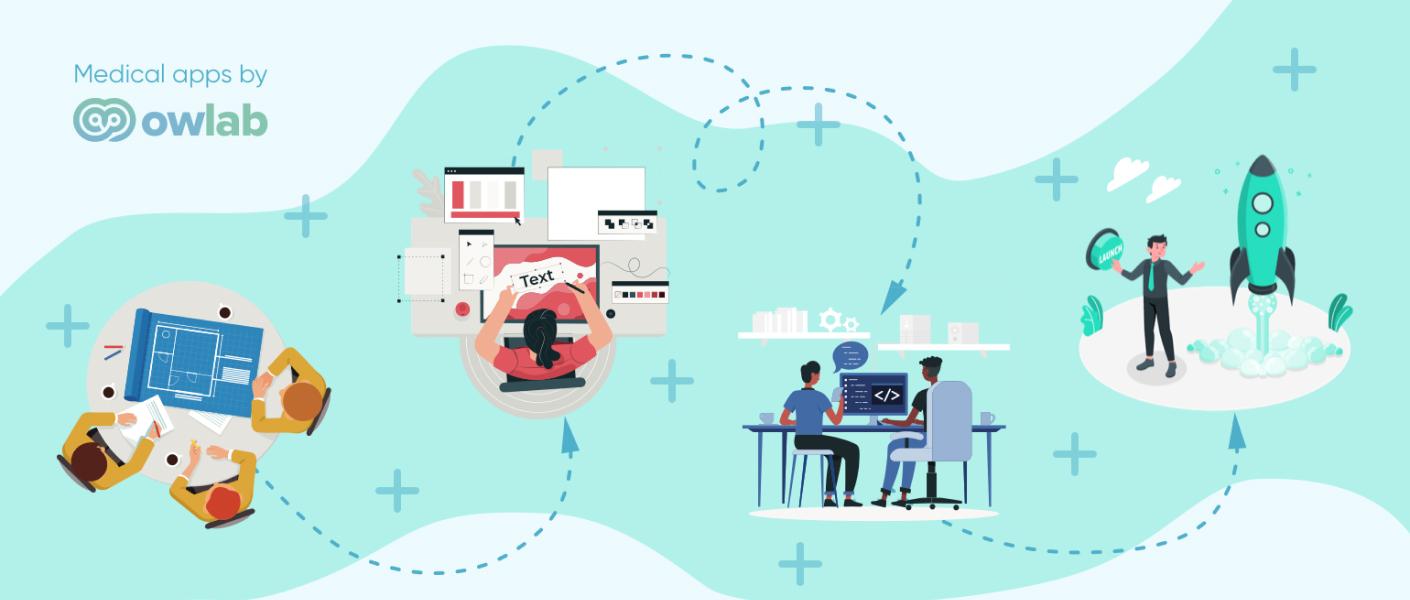 How to create healthcare app